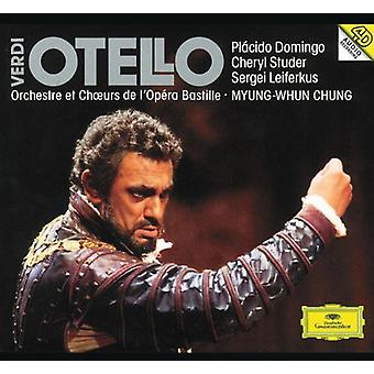 Domingo/Studer/Chung/Bastille Opera Orch.-Verdi: Otello [CD] USA import