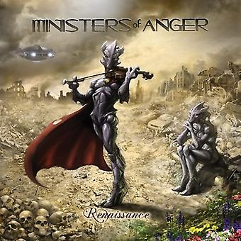 Ministers of Anger - Renaissance [CD] USA import