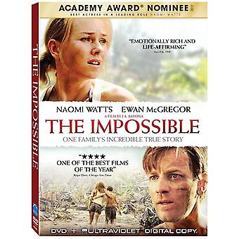 Impossible [DVD] USA import