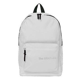Il Beatles Backpack White Album Band Logo nuovo Official White