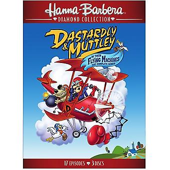 Dastardly & Muttley in Their Flying: Comp Series [DVD] USA import