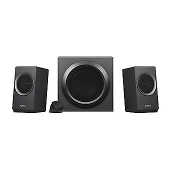 Logitech Z337 Speaker System With Bluetooth Rms 40W 3Mm Rca1 Black