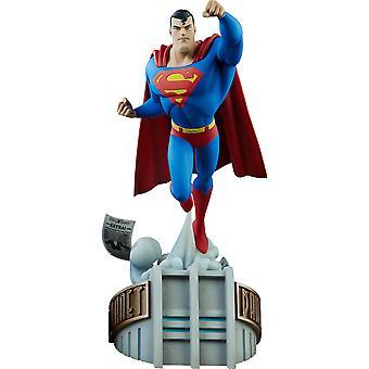 Superman the Animated Series Superman Statue