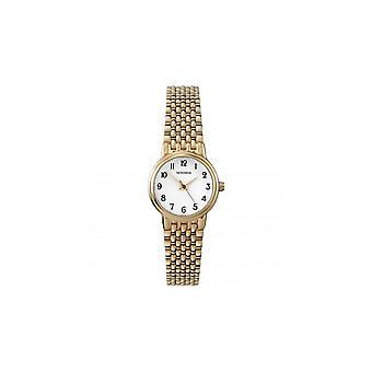 Sekonda Ladies Gold Bracelet Watch 4090