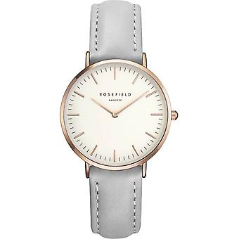 Rosefield the tribeca Watch for Women Analog Quartz with Cowhide Bracelet TWGR-T57