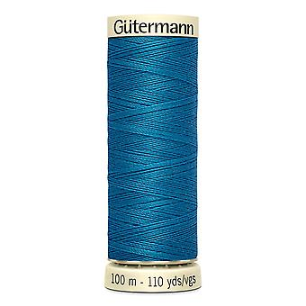 Gutermann Nähen alle 100 % Polyesterfaden 100m Hand- und Maschinenfarbcode - 482