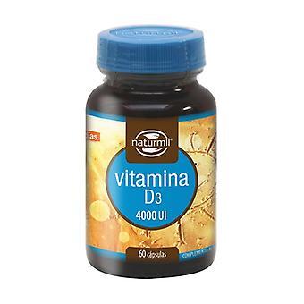 Vitamin D3 400 IU 60 capsules