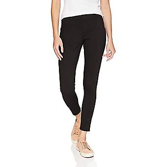 Essentials Naiset&s Laiha Stretch Pull-On Knit Jegging, Musta, XX-Larg ...