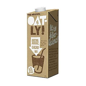Organic Oatmeal and Cocoa Drink 1 L