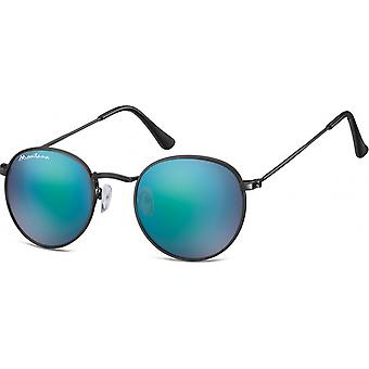 Sunglasses Unisex Cat.3 black (MS92A-XL)