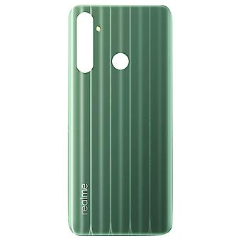 Replacement Battery Cover for Realme 6i Battery Back Cover - Green