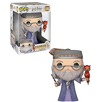 Harry Potter Dumbledore z Fawkes 10&; Pop! Winylu