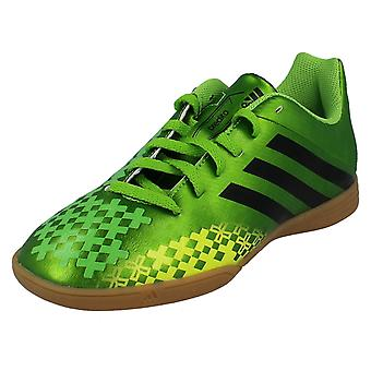 Boys Adidas Trainers Predito LZ IN J
