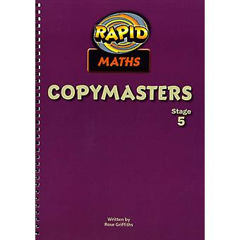 Rapid Maths Stage 5 Photocopy Masters by Griffiths & Rose