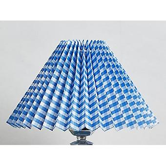 Yamato Style, Vintage Cloth - Muticolor Pleated Lampshades For Table Lamps