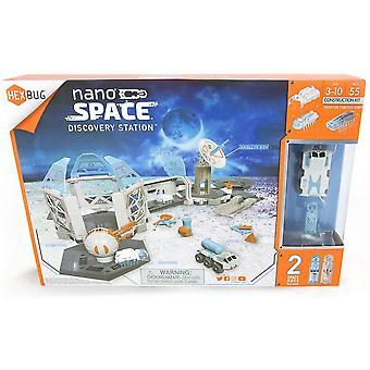Hexbug Nano Space Discovery Station Speelgoed