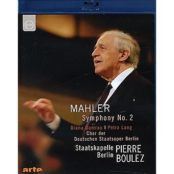 Sinfonie Nr. 2 [Blu-ray] USA Import