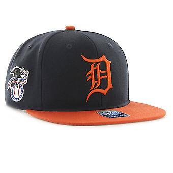 47 fire Snapback Cap - SURE SHOT Detroit Tigers navy