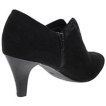 Karen Scott Women's Shoes Mikaah Suede Closed Toe Ankle Fashion Boots