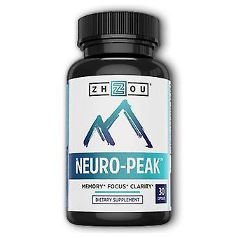Zhou Nutrition Neuro-Peak, 30 Caps