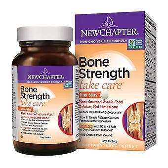 Nieuwe hoofdstuk Bone Strength Take Care Tiny Tabs, 120 tabbladen