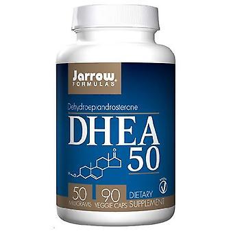 جارو الصيغ DHEA، 50 ملغ، 90 قبعات
