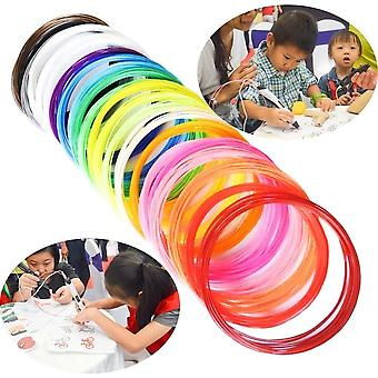 1.75mm 3d Pen Filament Pla Abs - Random Color, Scribble Tool
