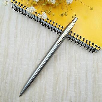 Classic Design Commercial, Metal Ballpoint Pen, Portable Rotating, Automatic