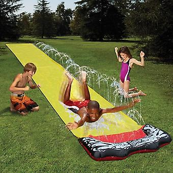 Children's Summer Waterslide- Opblaasbare Toy Garden Kids Entertainment, Outdoor
