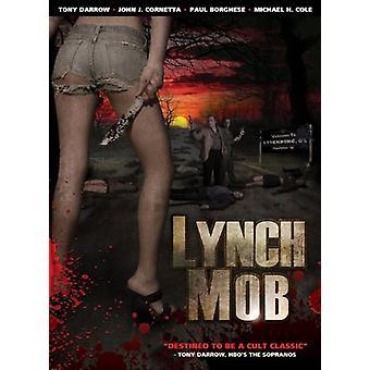 Lynch Mob [DVD] USA import