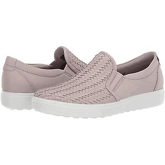 ECCO Kvinnor's Skor Soft 7 Low Top Slip På Fashion Sneakers