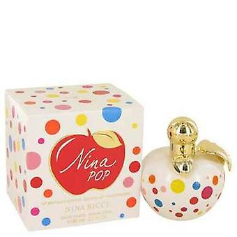 Nina Pop By Nina Ricci Eau De Toilette Spray (10th Birthday Edition) 1.7 Oz (women) V728-552423