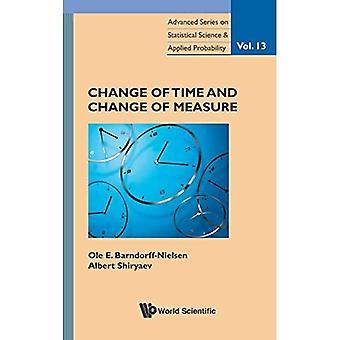 Verandering van tijd en verandering van maatregel
