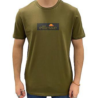 Camiseta Ellesse Ombrono - Cáqui
