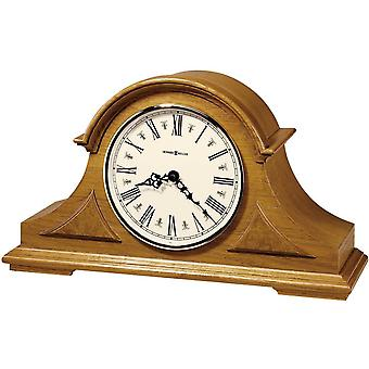 Howard Miller Burton I Mantel Clock - Brown