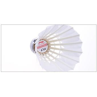Badminton Shuttlecock Goose Feather Birdies Flying Stably Durable Battledore