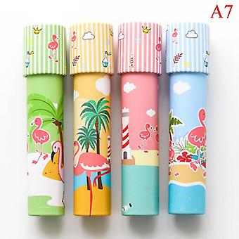 3d Cartoon Animals Kaleidoscope Scope Educational Colorful Imaginative