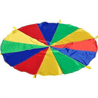 التعليم المبكر قوس قزح مظلة- معدات التدريب الحسية، رياض الأطفال