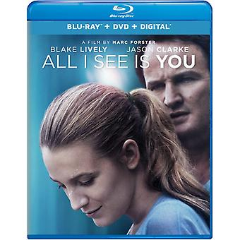 All I See Is You [Blu-ray] USA import