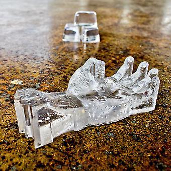 3d Zombie Eisform