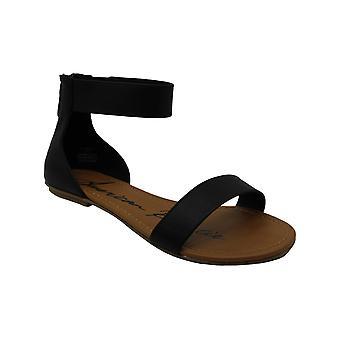 American RAG naisten Akeley kangas avoin toe rento nilkka hihna sandaalit