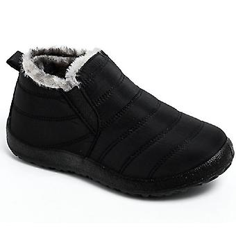 Baskets imperméables winter warm ankle shoes pour hommes