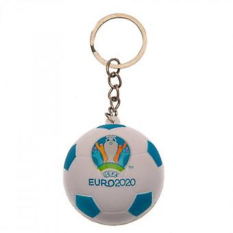 UEFA Euro 2020 Jalkapallo Keyring
