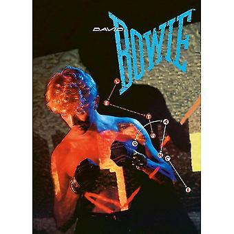 デヴィッド・ボウイはダンスポストカードを与えます