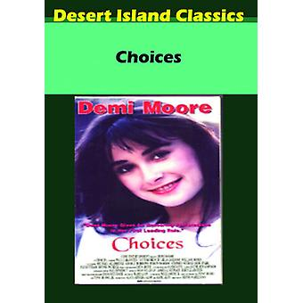 Choices [DVD] USA import