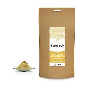 Blond Henna with Plant Extracts 250 g of powder