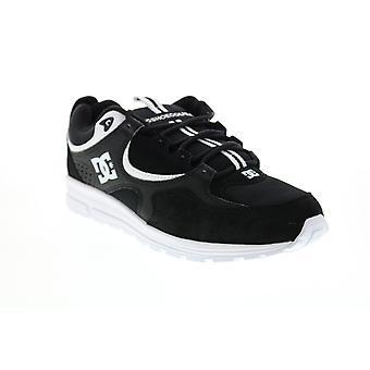 DC Kalis Lite -XKKW Mens Black Skate Geïnspireerd Sneakers Schoenen