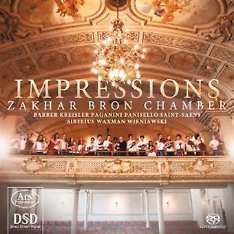 Zakhar Bron chambre - importer des Impressions [SACD] é.-u.