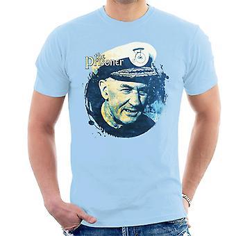 The Prisoner Arrival Ex Admiral Men's T-Shirt