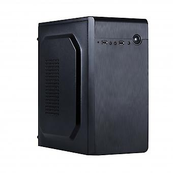 TRICER 1423 | ATX PC | HOUSING | Black | Includes 420W power supply | USB 2.0 and 3.0